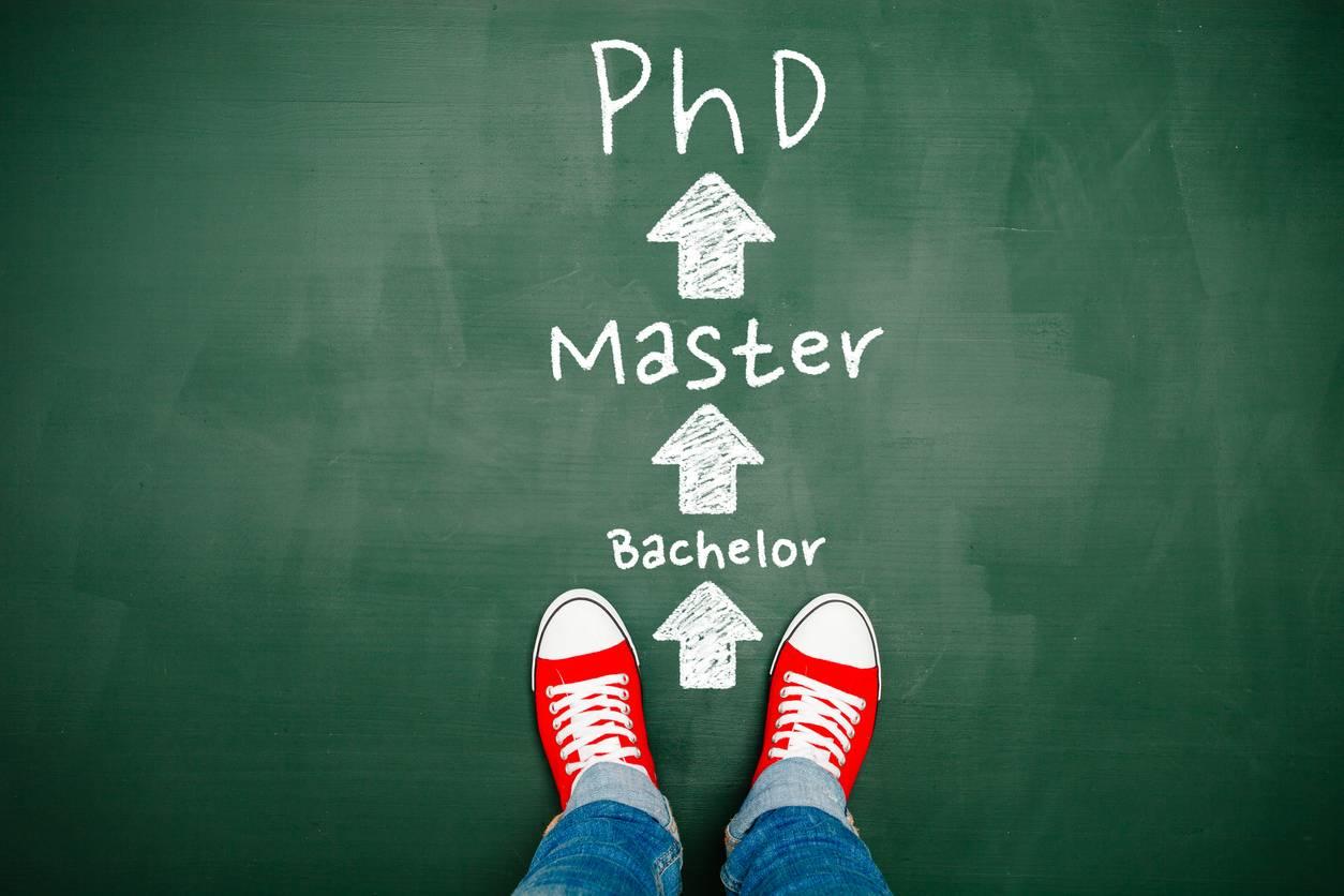 phd master bachelor