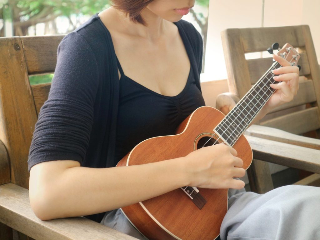 jouer guitar