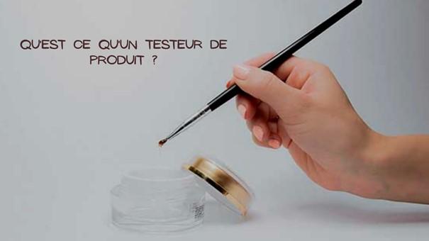 test de produit