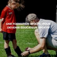 Intégrer une formation BPJEPS pour devenir éducateur sportif