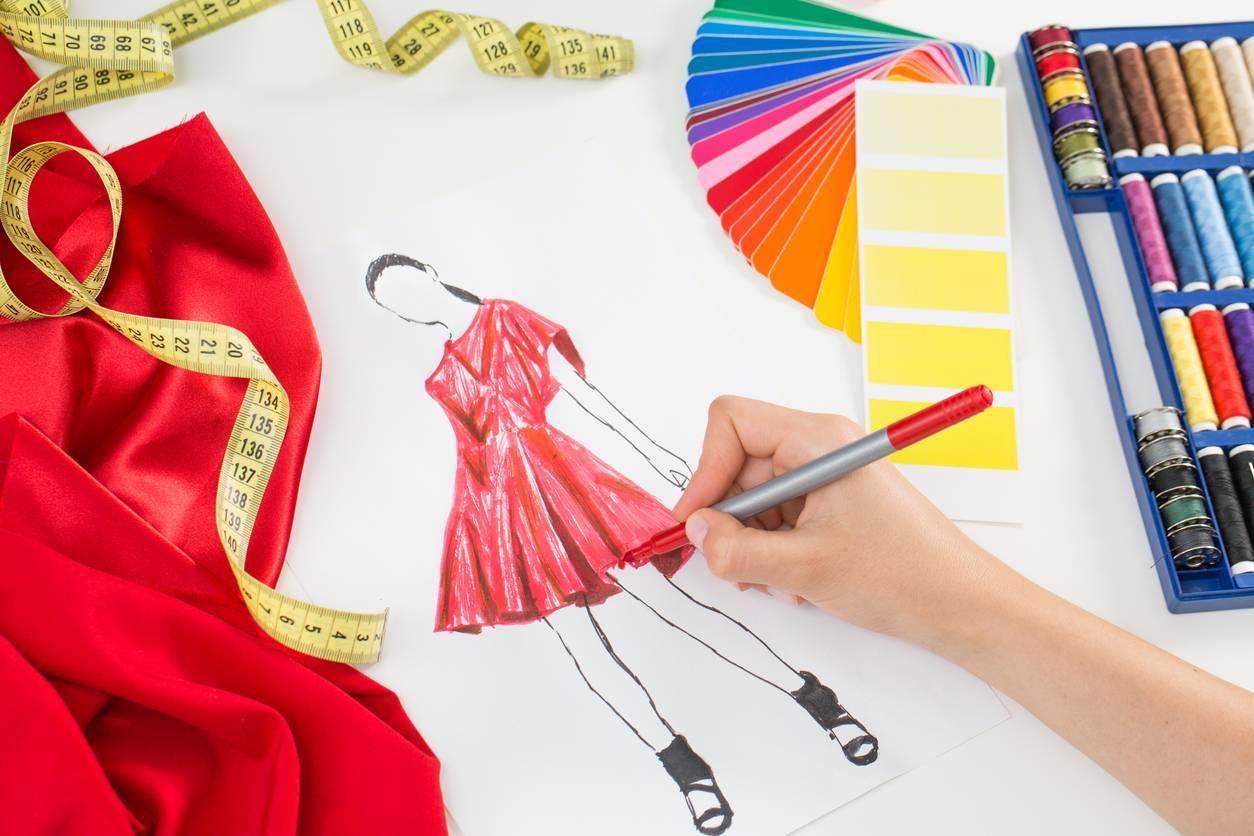 Le métier de styliste