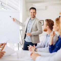 Formation en présentiel : améliorer l'accueil
