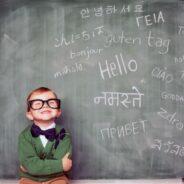 Pourquoi commencer l'anglais dès 2 ans ?