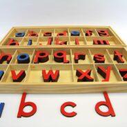 Comment les enfants apprennent-ils avec le Grand Alphabet Mobile ?