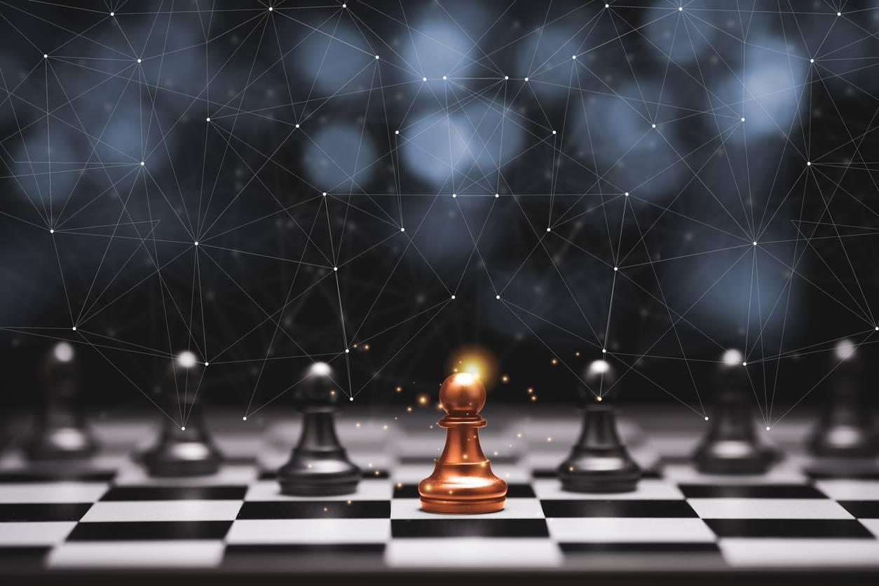 jeu d'échecs en ligne contre l'échec scolaire
