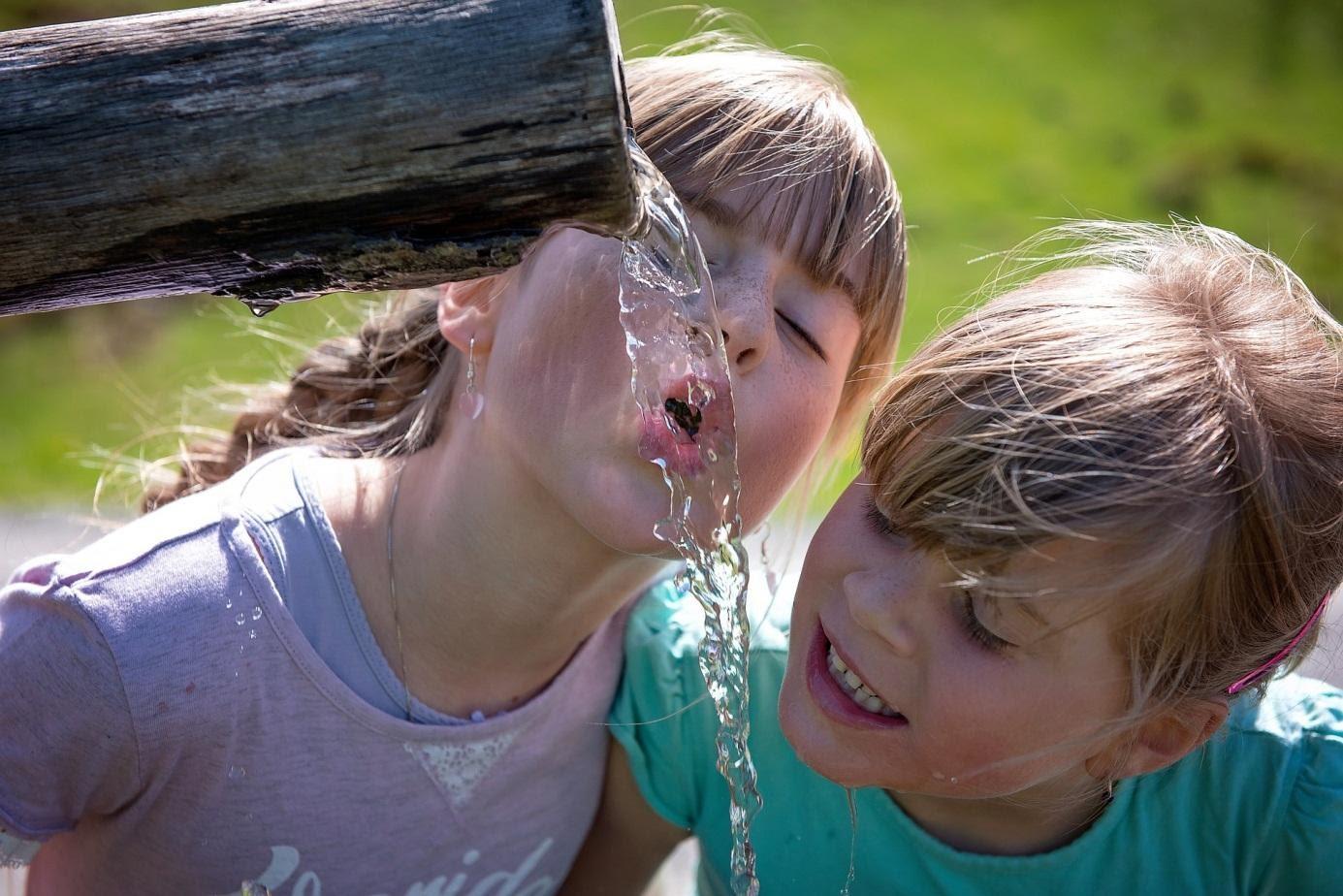 eau à l'école