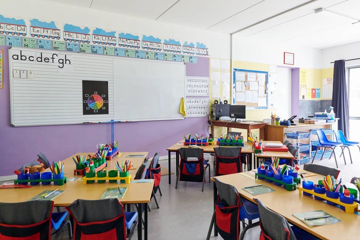 décorer salle de classe