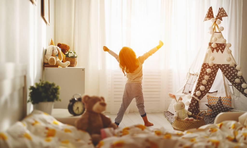 réveil enfant routine quotidienne